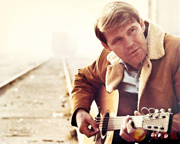 ■美國傳奇鄉謠歌手Glen Campbell離世,終年81歲。 作者提供