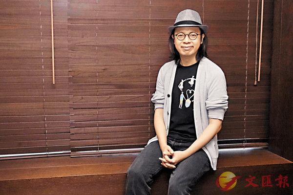 ■陳心遙希望香港文化圈會有一個更健康的成長環境。