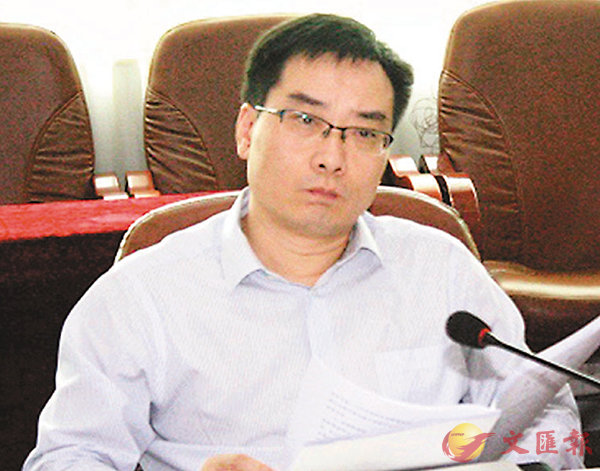 ■外界相信李澤中的違紀事實可能發生於任職廣晟公司期間。 網上圖片