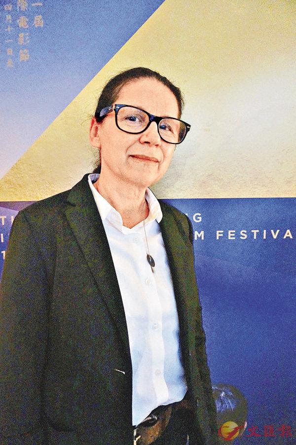 ■匈牙利才女導演伊迪高安怡迪闊別大銀幕18年後首部長片作品《夢鹿情緣》。