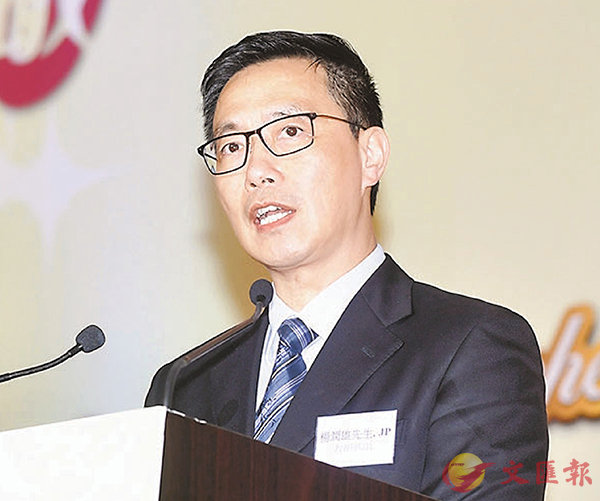 林鄭楊潤雄譴責校園播「獨」 (圖)