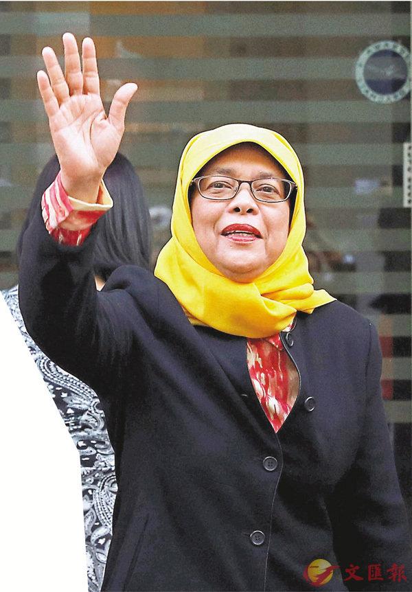 星首誕女總統  只準馬來裔參選 (圖)