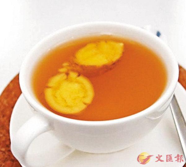 ■薑湯 。網上圖片