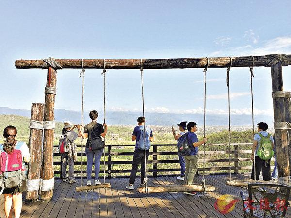 ■香格里拉悠閒農場風景優美