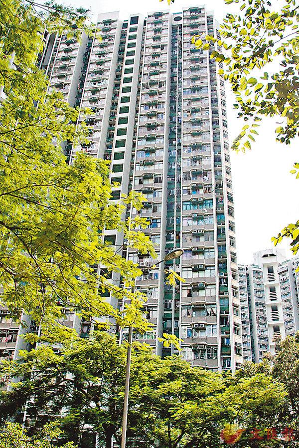 ■竹園北�h銀主盤或將成為首個破500萬元公屋。 資料圖片