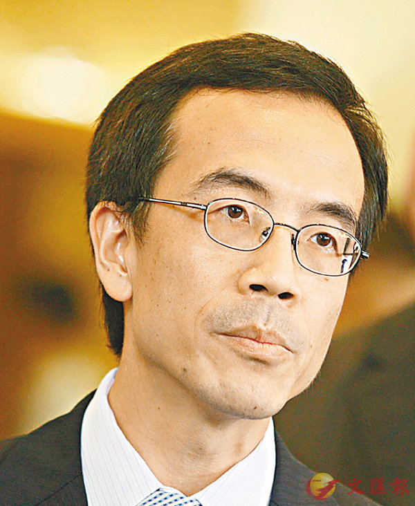 ■中文大學副校長吳基培。