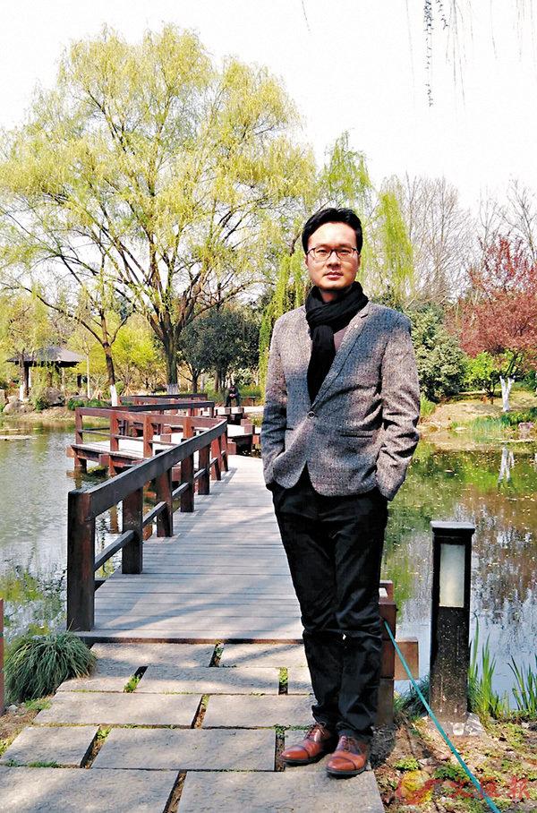 ■《古寺巡禮》的翻譯者譚仁岸副教授。