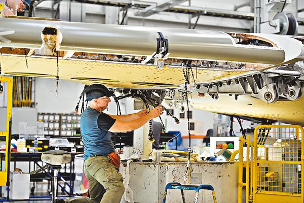 ■製造CSeries的廠房