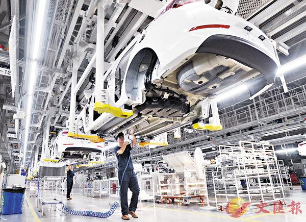內地PMI創5年新高  製造業加速擴張 (圖)
