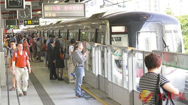 ■長途車乘客將受惠,不只限乘港鐵。資料圖片