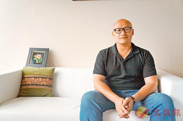 ■導演陳志漢表示片名來自每次經過醫學院前都能看見陽光大片灑落。