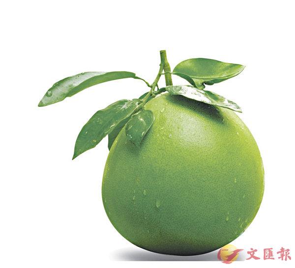 ■柚子。網上圖片