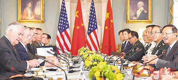 中美外交安全對話