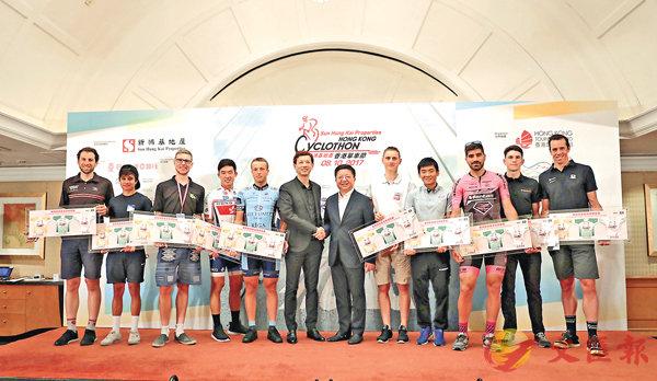■「新鴻基地產香港單車節」今年破紀錄,有4,900人參加各項單車比賽及活動。