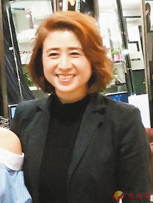 ■廣州哥弟造型美髮沙龍總經理李黛艷。 網上圖片