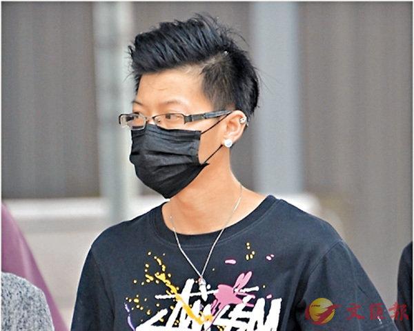■第七被告鄧敬宗承認曾發訊息「玩緊暴動」。 資料圖片