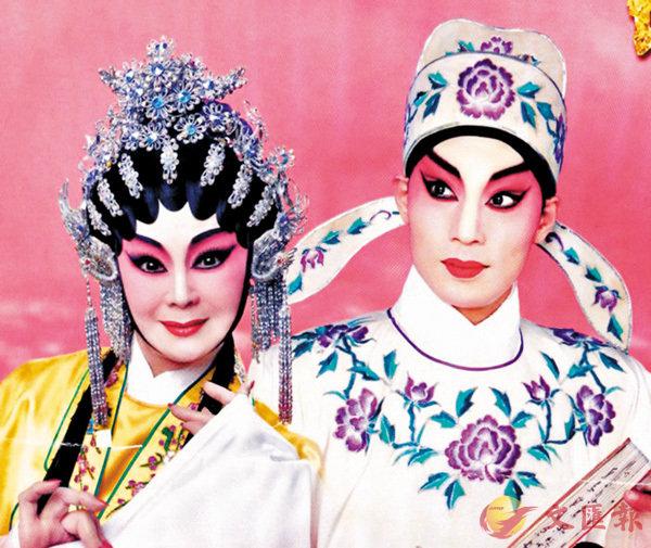 ■李江林和官陳紅錦是第一次合作。