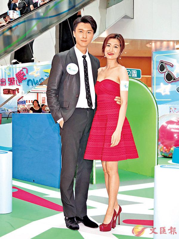■雖然王浩信工作太忙成日陪唔到老婆,但Yoyo都會全力支持老公。