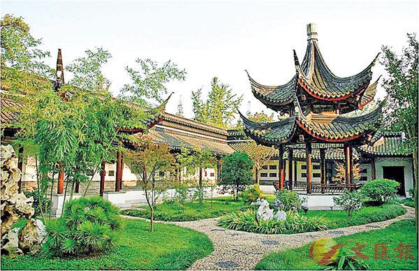 ■焦山碑林由於藏有《瘞鶴銘》而極富盛名。   網上圖片