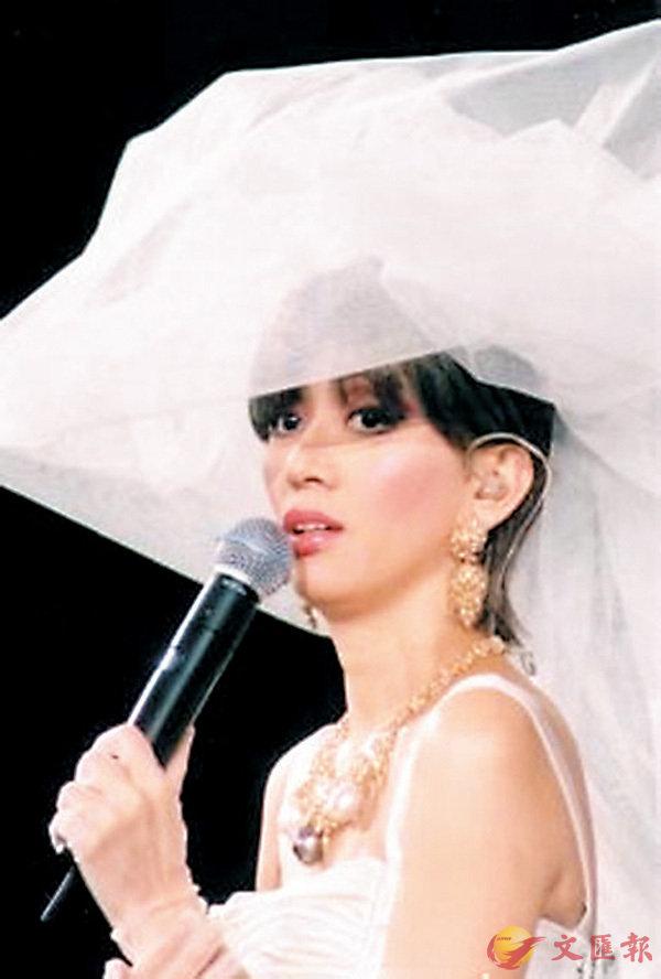 ■十三年前,梅艷芳舉行過「告別演唱會」。   網上圖片