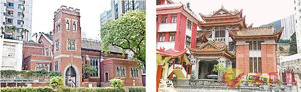 東蓮覺苑等3建築列法定古蹟