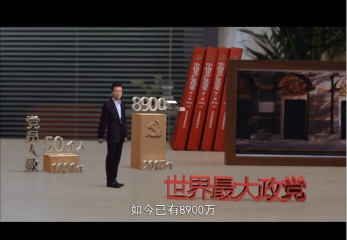 7分鐘速覽中國共產黨96年的輝煌歷史