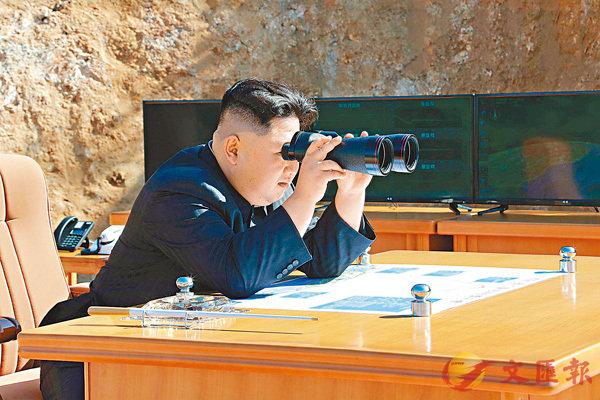 朝襲美東ICBM成談判籌碼 (圖)