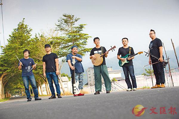■生祥樂隊  攝影:劉振祥  山下民謠提供