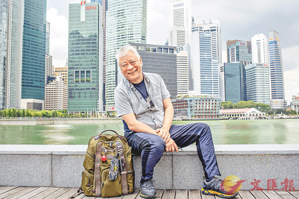 ■王澤前年曾參加新加坡作家節。