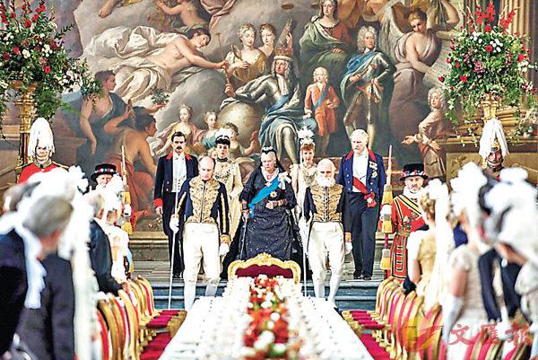 ■茱迪丹芝時隔二十年後,將這位英女王由中年演到晚年。