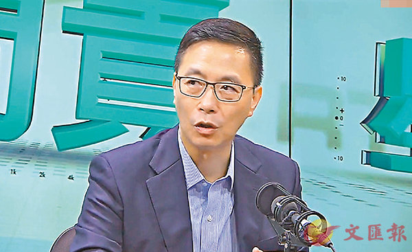 楊潤雄:國民教育一定要做(圖)