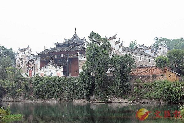 ■江潭王氏宗祠     受訪者提供