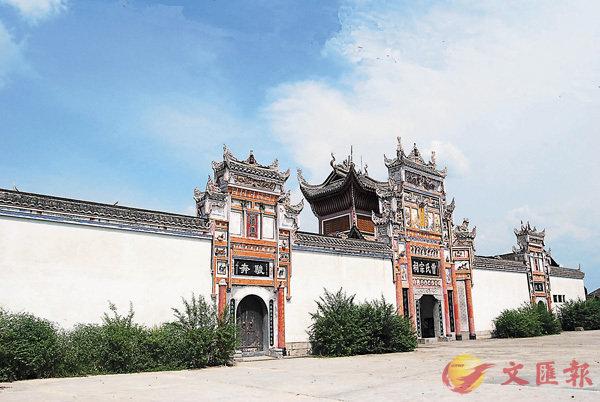 ■湖南省規模最大的古宗祠建築群-曾八支祠 受訪者提供