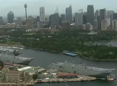 澳大利亞十年首發外交白皮書