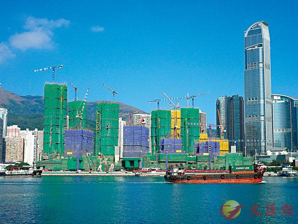 ■IMF認為香港應持續增加房屋供應,分析認為,這個說法沒有新意,該組織作為非本地機構,應更放膽提出怎樣達至社會共識和透過何種方法去增加土地的建議。 資料圖片