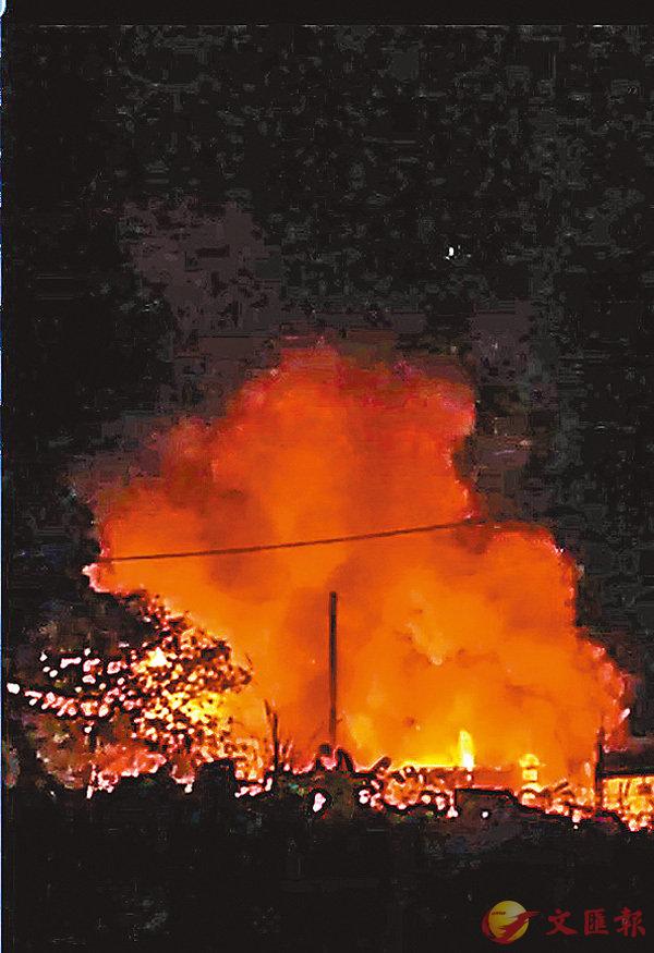 前租客涉燒屋害死鄰居夫婦 (圖)