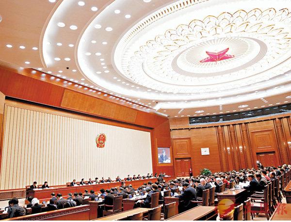 港區人大代表提名期結束  59人報名參選 (圖)