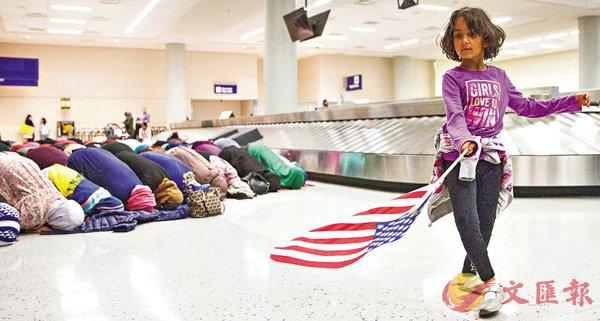 ■美國入境禁令成為特朗普打壓穆斯林的工具。 路透社