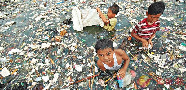 聯國禁塑膠傾倒 防「海洋末日」