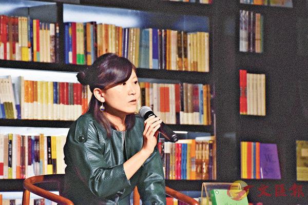 ■文珍一直在寫她所熟悉的「小人物」是如何活在當下的。