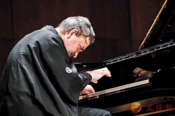 ■烏克蘭鋼琴家列夫席茲(Konstanin Lifschitz)。香港大學MUSE提供
