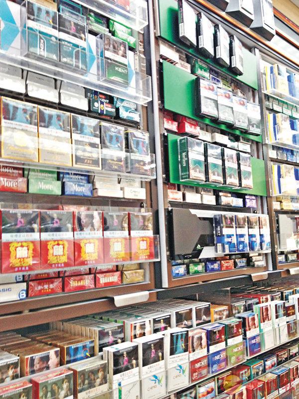 ■委員會建議增加煙稅。 資料圖片