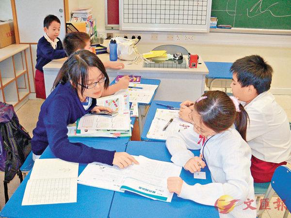 ■調查顯示,近兩成學生認為功課太多導致壓力。 資料圖片