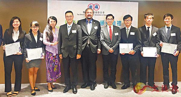 ■「一帶一路獎學金-馬來西亞」計劃,資助當地學生來港學習,推動高等教育國際化。香港文匯報記者唐嘉瑤  攝