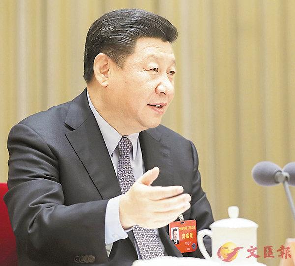 ■習近平在中央農村工作會議上發表重要講話。 新華社