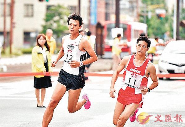 ■《陸王》以跑步為主題,容易表現出競爭感。