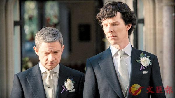 【吹水同學會】Watson stimulates Holmes\' genius as \