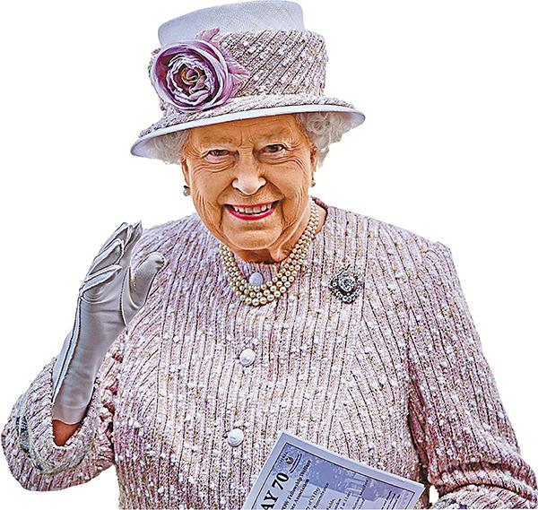 ■英女王疑不滿試身軼事被揭露。 法新社