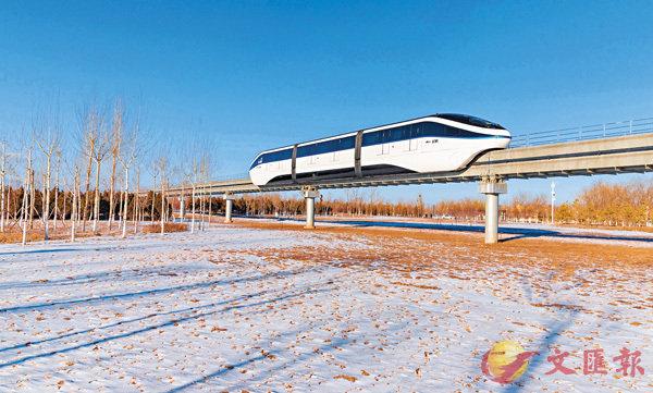 ■比亞迪無人駕駛雲軌將於下季在寧夏銀川正式投入運營。