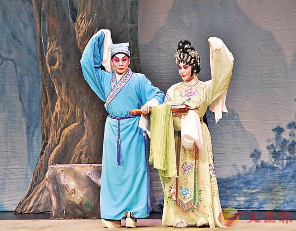 ■《雙仙拜月亭》是唐滌生的作品,也是紀念唐先生百歲誕辰的劇目。